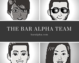 THE BAR ALPHA TEAM