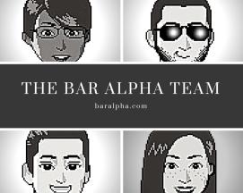 THE BAR ALPHA TEAM