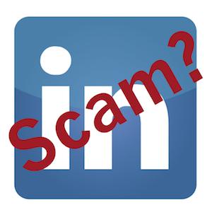 linkedin-scam
